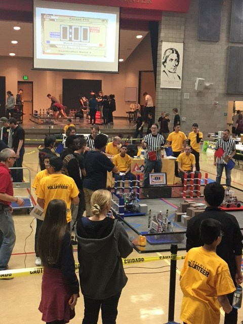 San Miguel's Robotics Tournament Thumbnail Image