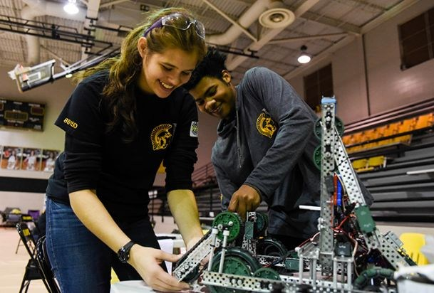 Robotics is a 'learning process' Featured Photo