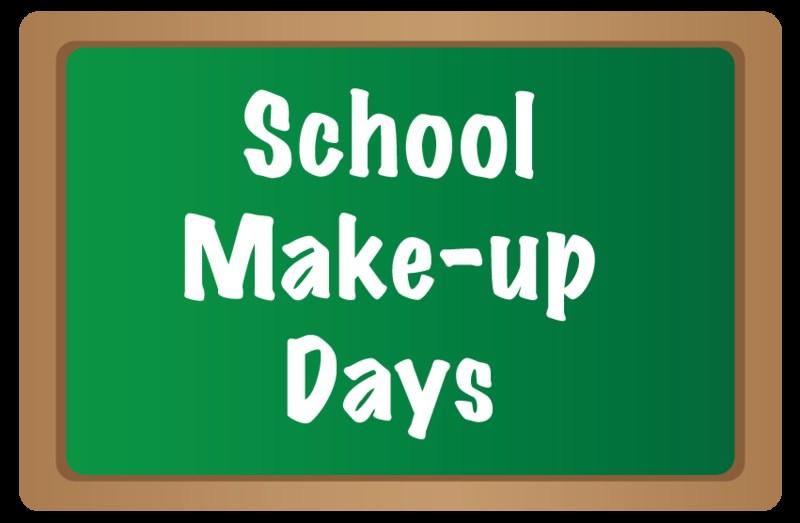 Weather Make-up Days