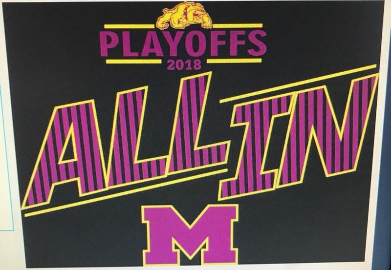 mcallen bulldog baseball playoffs, all in