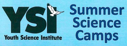 YSI Summer Science Camps Logo