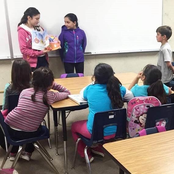 ASP Classroom Activity