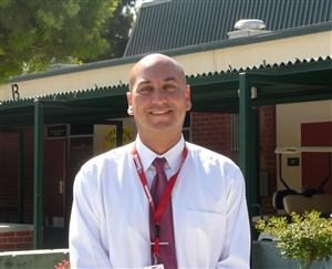 Portrait Photo of Randy Castillo Assistant Principal, Business and Activities