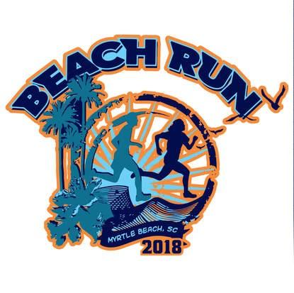 Beach Run Logo