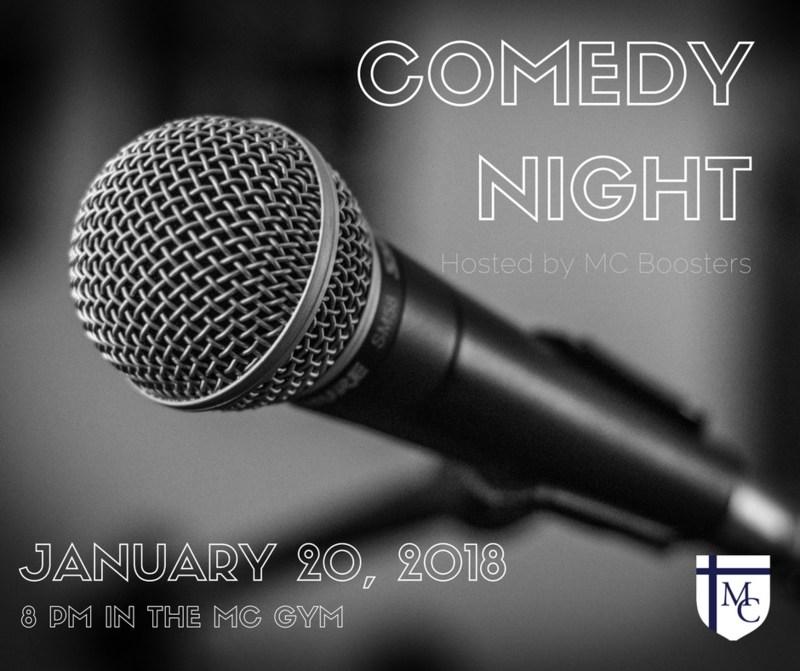 Comedy Night Thumbnail Image