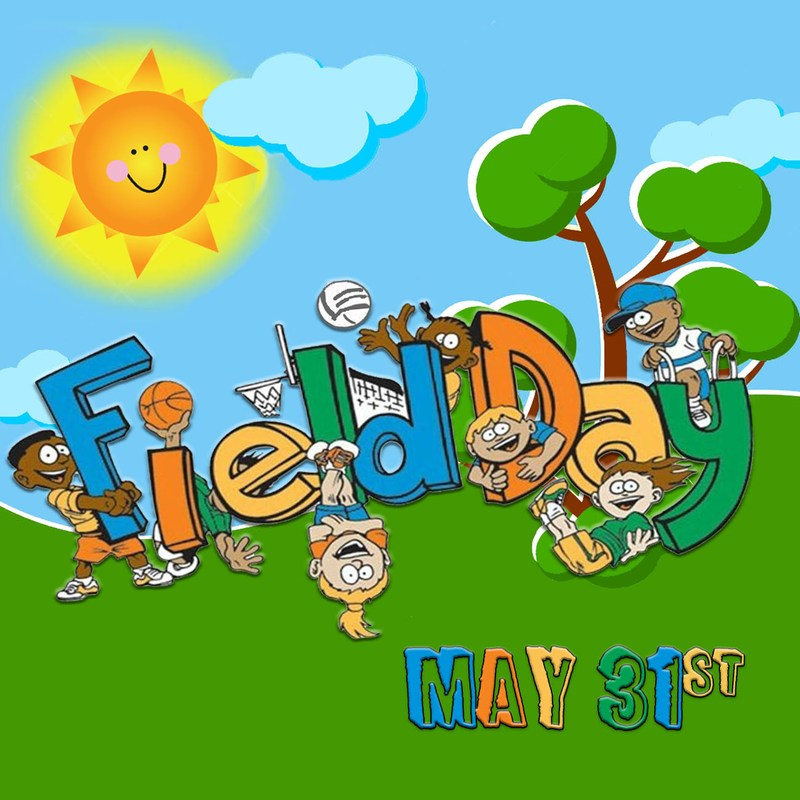 Field Day is Thursday, May 31st Thumbnail Image