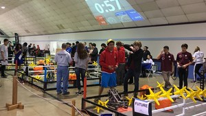 2017 Robotics Competition.