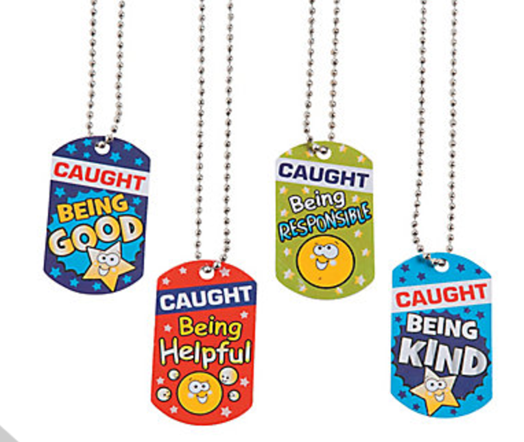 Samples of Brag Tags