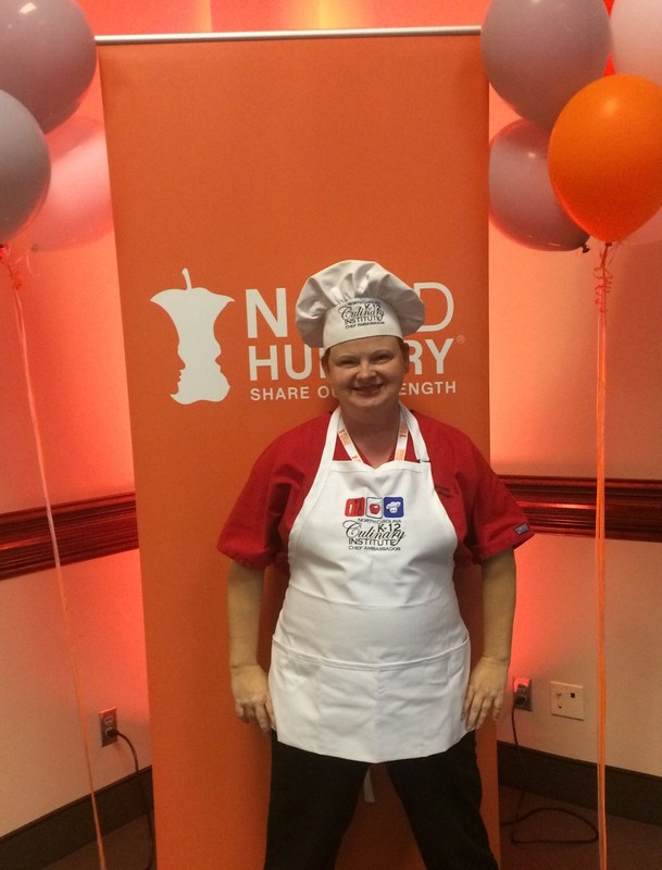 ECPS Child Nutrition Manager Participates in K-12 Culinary Institute Thumbnail Image