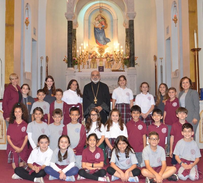 Armenian Church Club Visits Saint Peter Armenian Apostolic Church Featured Photo