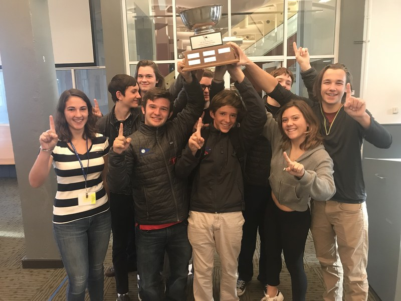 Sailing Team Wins Championship! Featured Photo