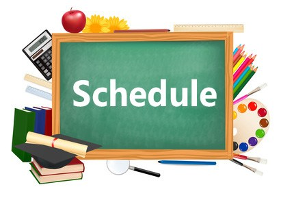 Registration/Schedule Pick up, July 13 & 14, 9:00 am to 1:00 pm, CASH ONLY Thumbnail Image