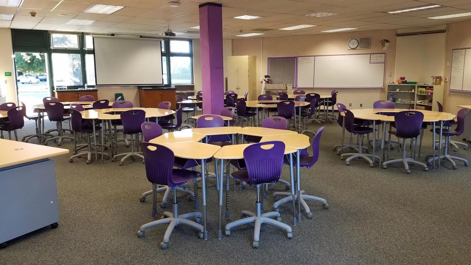 Bridges Academy New Tech Classrooms