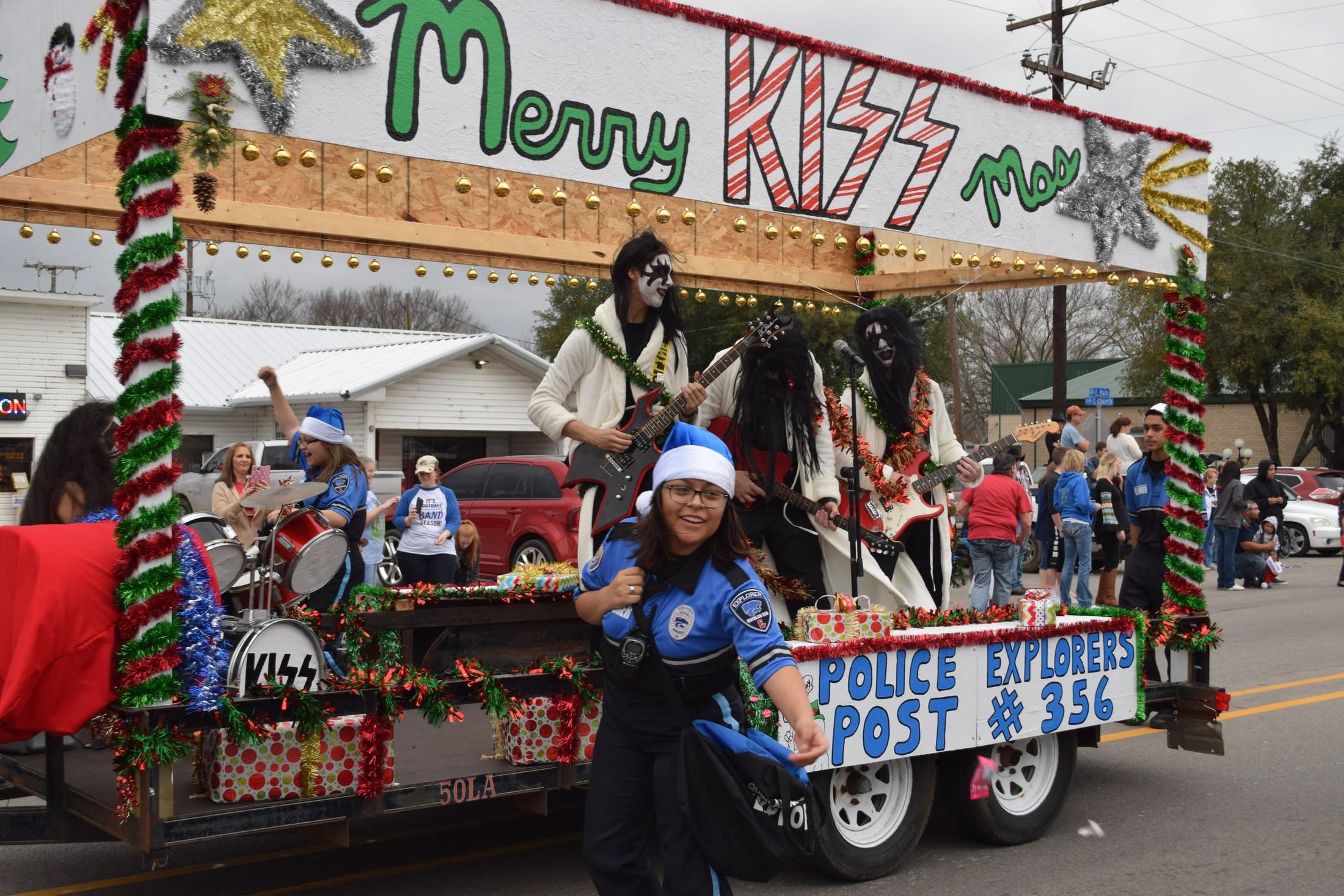Quinlan Christmas Parade
