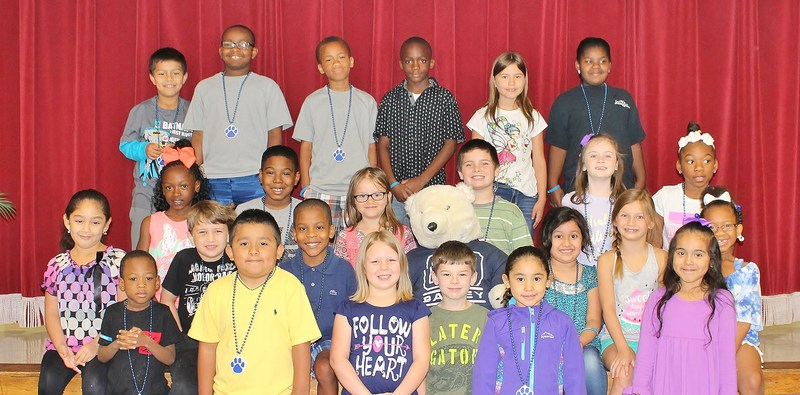 G.O. Bailey May Students of the Month Featured Photo