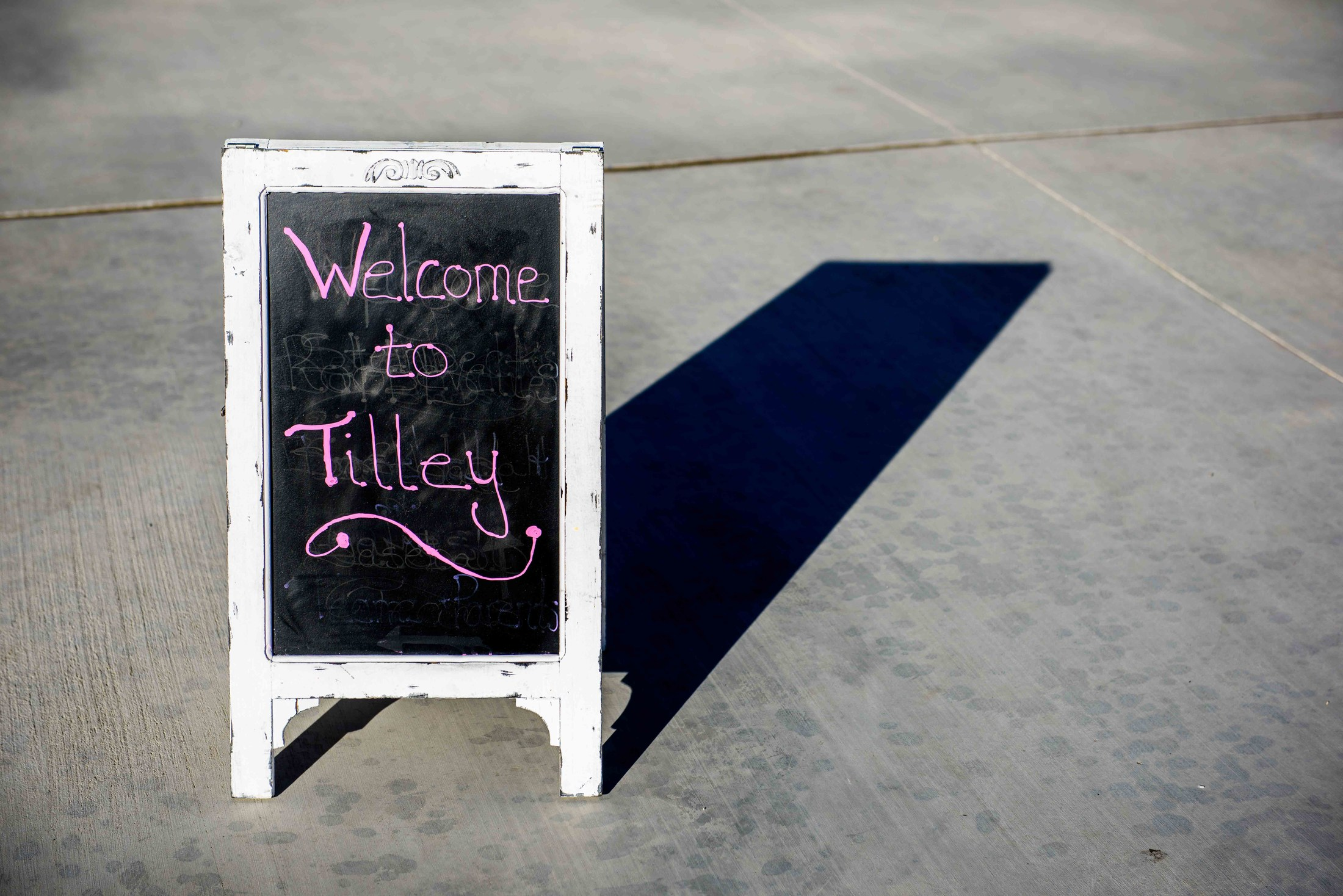 Welcome to Tilley