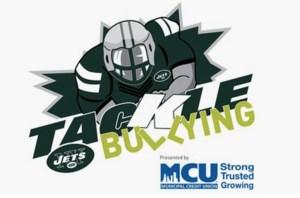 NY Jets Upstander logo