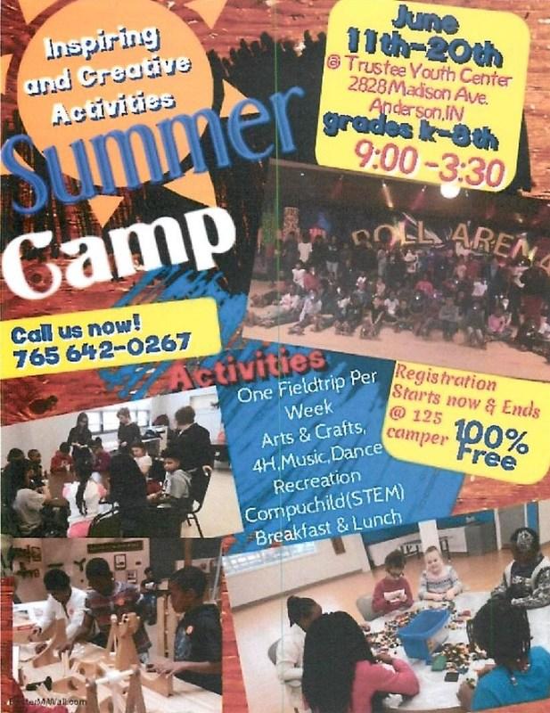 Summer Camp 2018 Thumbnail Image