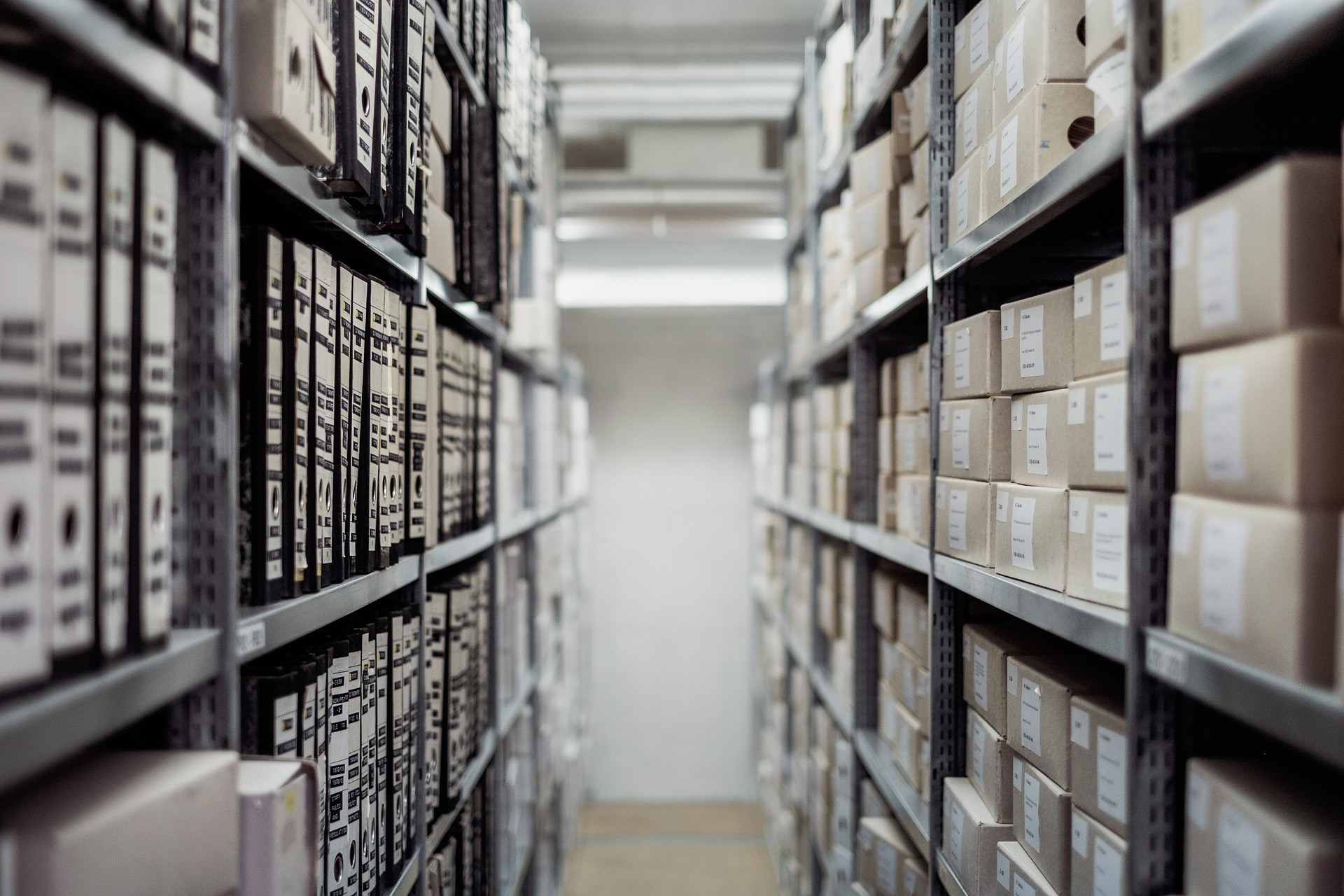 Warehouse Archive Picture