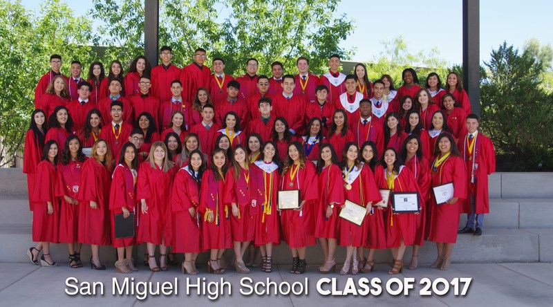 Congratulations to the Class of 2017! Thumbnail Image