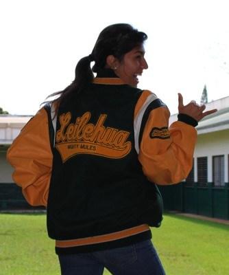 Letterman's Jacket Order Form – Athletics – Leilehua High School