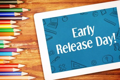 Early Release & Last Day of School Featured Photo