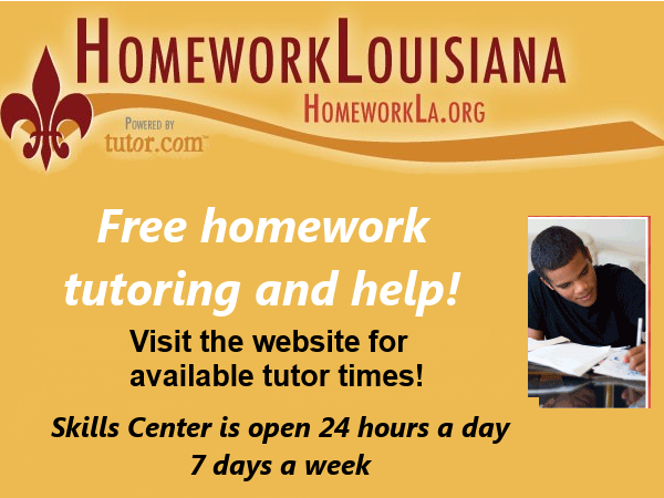 Louisiana homework help best solutions for you!