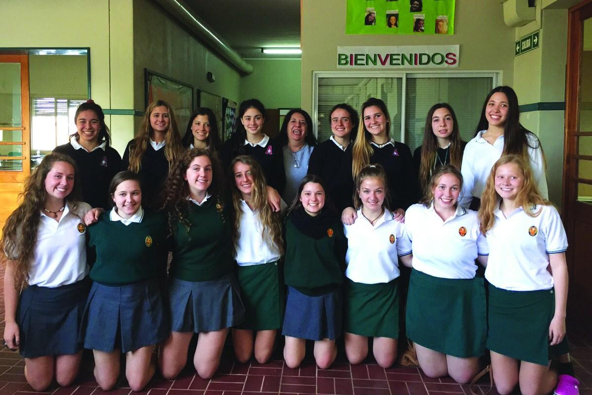 International Exchange Program Student Life Assumption High School