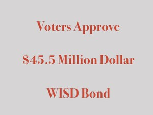 Voters Approve $45.5 million WISD bond