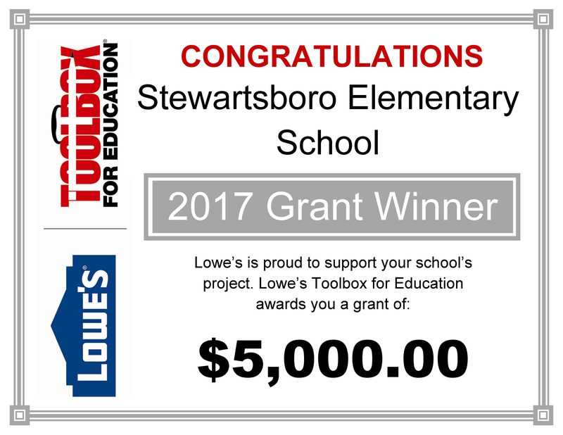STE Received a $5000 Grant for Special Education Playground Equipment Thumbnail Image