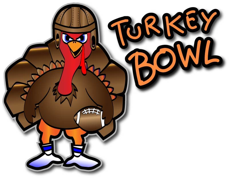 3rd Annual Turkey Bowl - Flag Football Game NOV 22, 2017 2PM Featured Photo