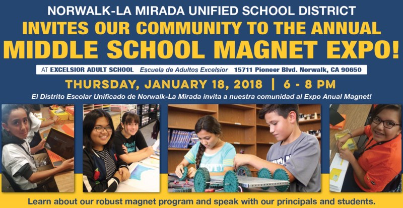 Middle School Magnet Expo Featured Photo