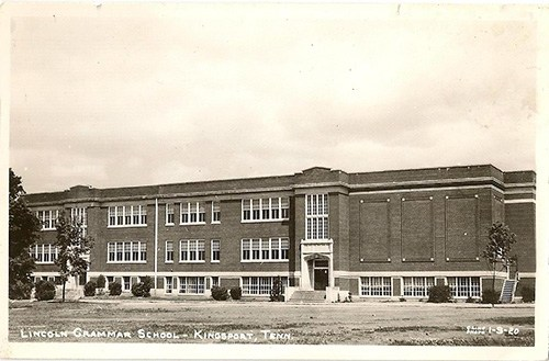 picture of Lincoln school