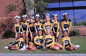 2017-18 VCS Middle School Competition Squad