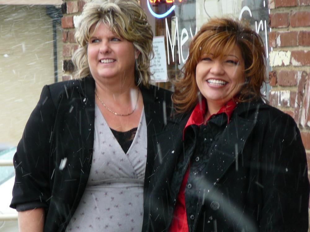 Mary Jo & Teresa