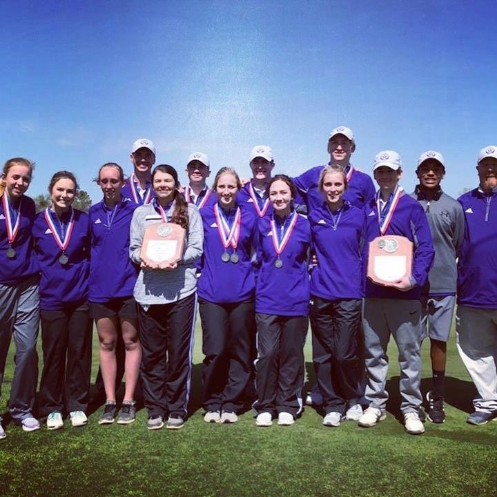 Tigers and Tigerettes Win District Golf Thumbnail Image