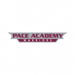 pace academy warrior sign