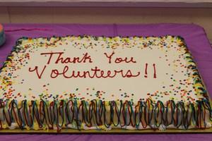 Parent Volunteer Appreciation