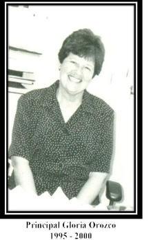 previous principal