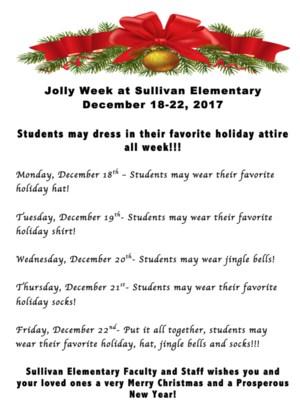 jolly week