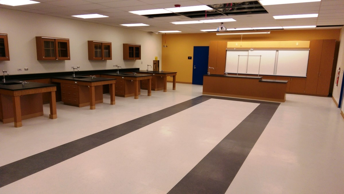 Science rooms