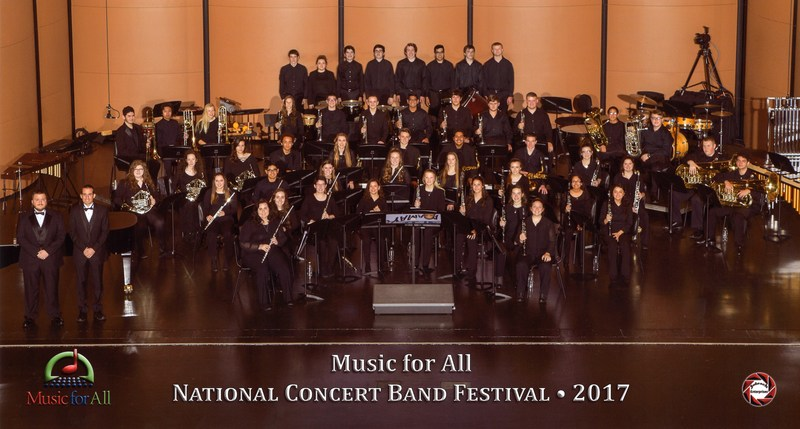 WHS Wind Ensemble Band
