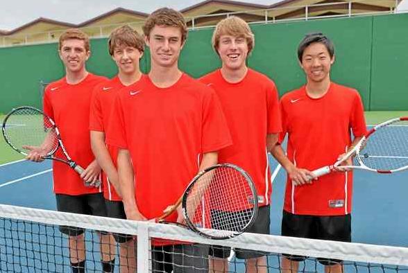PVHS Boys' Tennis