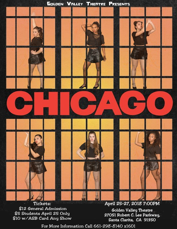 Tickets for CHICAGO On Sale Now! Featured Photo