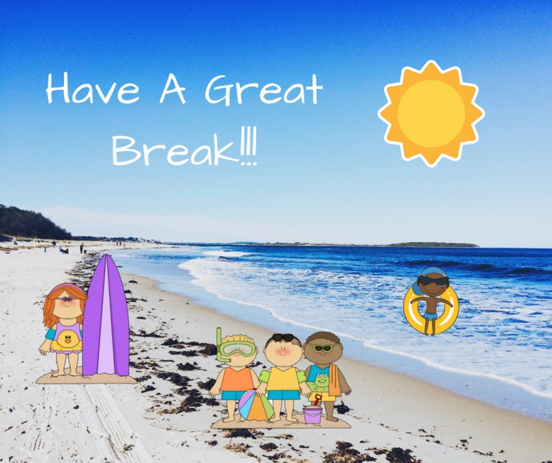 Shady Grove Staff wishes you all a safe, fun-filled summer! Thumbnail Image