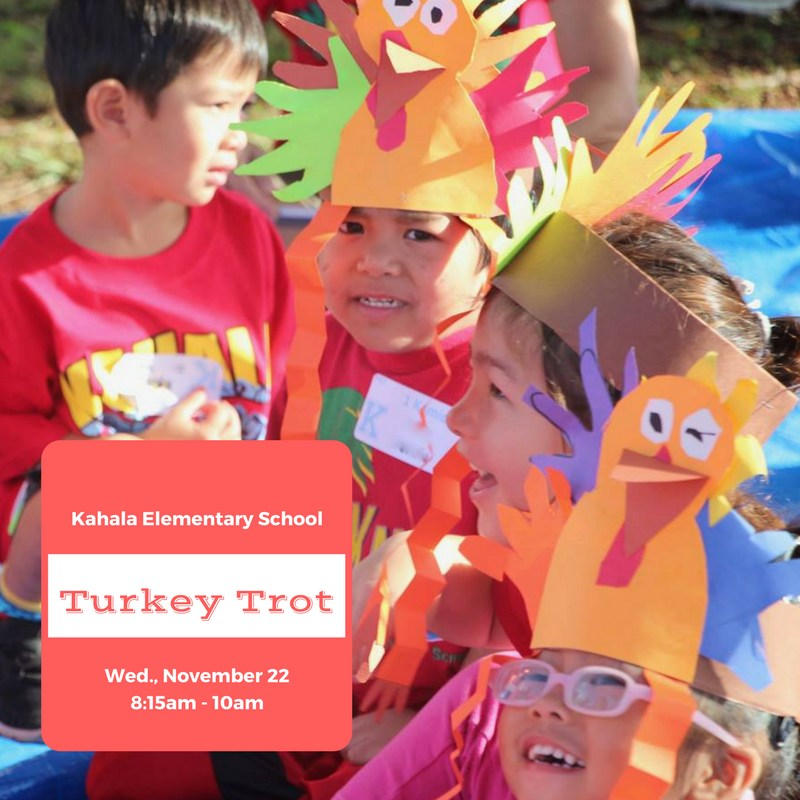 Turkey Trot - Wed., November 22 Featured Photo