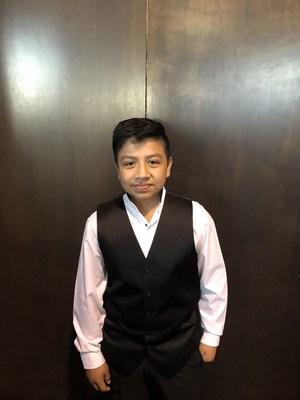 Osvin showcased as TMEA Region 15 All Region Symphonic Winds performer