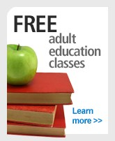 Free Adult Education Classes Thumbnail Image