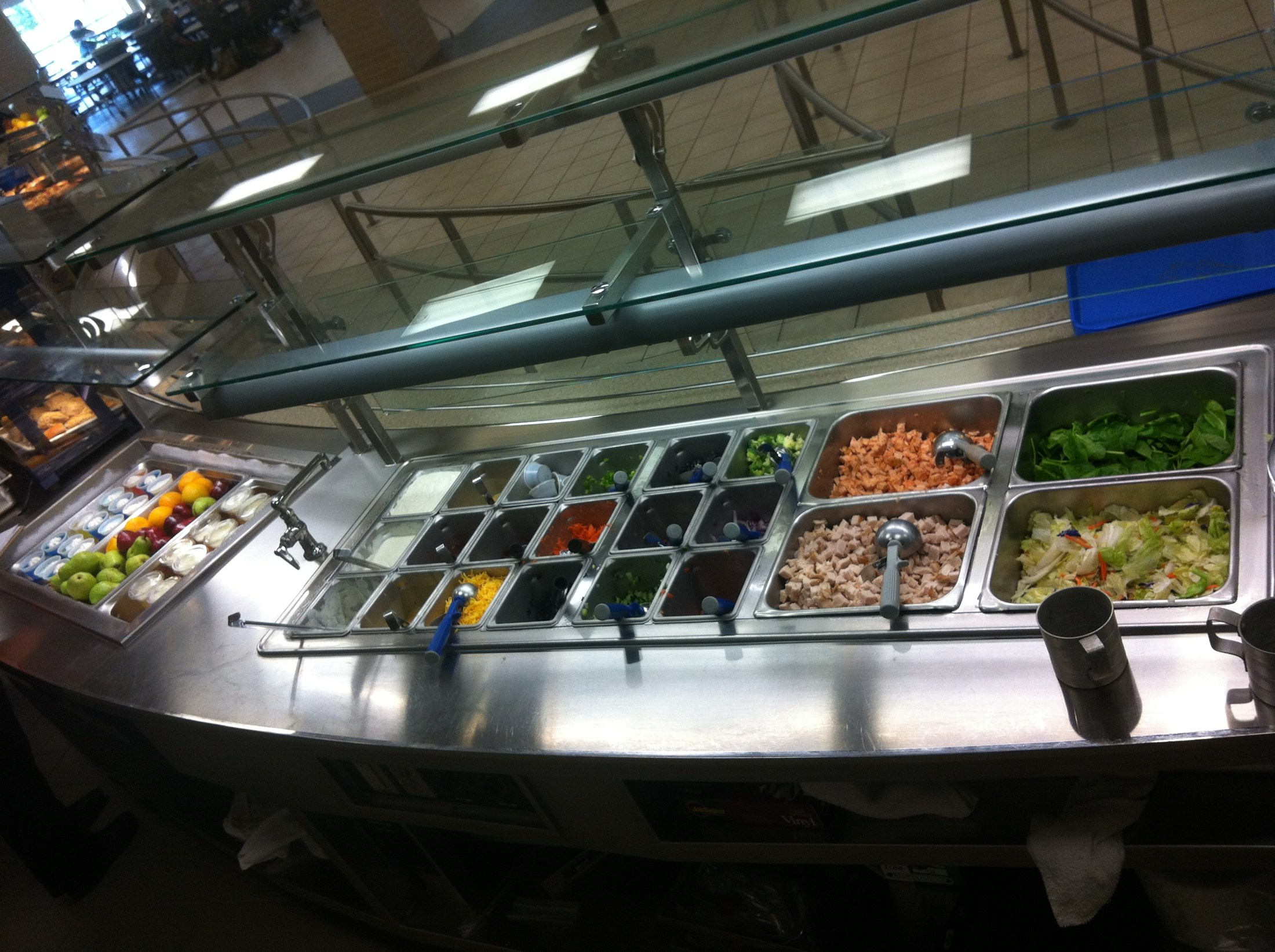 MENUS – Child Nutrition – Tomball Independent School District