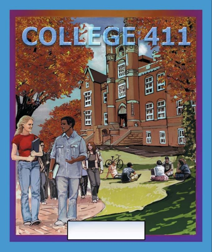 Picture link for College 411 website
